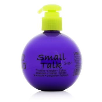 TIGI Bed Head Small Talk - 3 в 1 Утолщение, Энергия и Укладка 200мл./8унц.