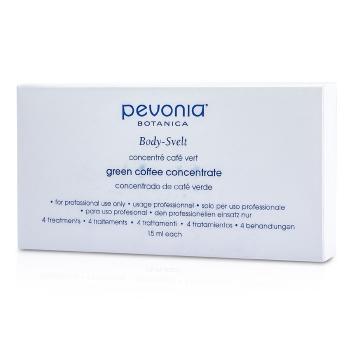 Pevonia Botanica Концентрат с Зеленым Кофе (Салонный Размер) 4x15ml/0.5oz