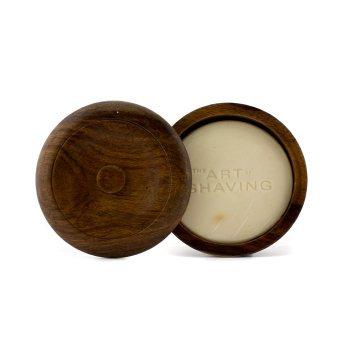 The Art of Shaving Мыло для Бритья с Чашей - с Эфирным Маслом Сандалового Дерева (для Всех Типов Кожи) 95g/3.4oz