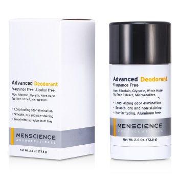 Menscience Дезодорант - Без Запаха 73.6g/2.6oz