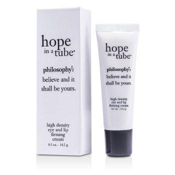 Philosophy Hope In a Tube - Укрепляющий Крем для Глаз и Губ 14.2g/0.5oz