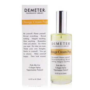 Demeter Orange Cream Pop Одеколон Спрей 120ml/4oz