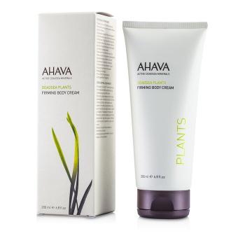 Ahava Deadsea Plants Укрепляющий Крем для Тела 200ml/6.8oz