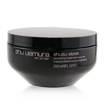 Shu Uemura Shusu Sleek Разглаживающая Ухаживающая Маска (для Непослушных Волос) 200ml/6oz