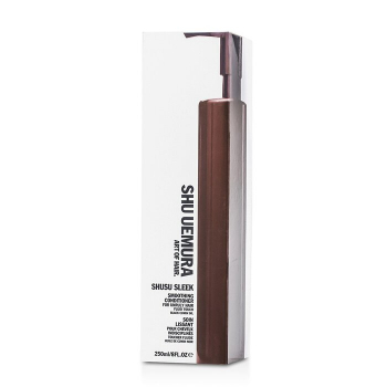 Shu Uemura Shusu Sleek Разглаживающий Кондиционер (для Непослушных Волос) 250ml/8oz