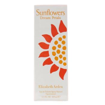Elizabeth Arden Sunflowers Dream Petals Туалетная Вода Спрей 100ml/3.3oz