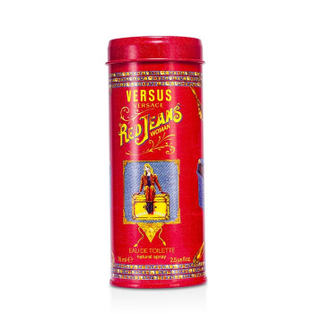 Versace Versus Red Jeans Туалетная Вода Спрей 75ml/2.5oz