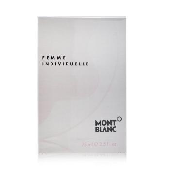 Mont Blanc Individuelle Туалетная Вода Спрей 75ml/2.5oz