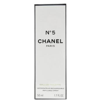 Chanel No.5 Туалетная Вода Спрей Заполняемая 50ml/1.7oz