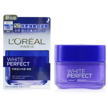 L'oreal Dermo-Expertise White Perfect Успокаивающий Ночной Крем 50ml/1.7oz