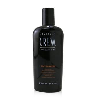 American Crew Шампунь для ухода за седыми волосами Gray Shampoo, 250 мл