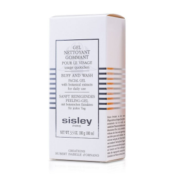 Sisley Растительный Отшелушивающий Гель для Умывания (в Тюбике) 100ml/3.3oz
