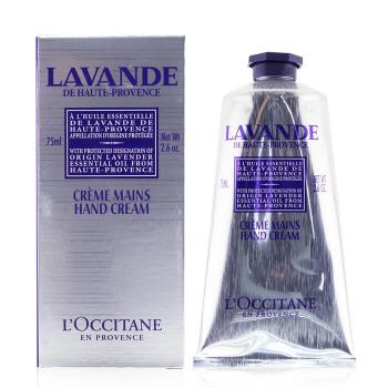 L'Occitane Крем для Рук с Лавандой (Новая Упаковка) 75ml/2.6oz