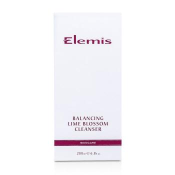 Elemis Балансирующее Очищающее Средство с Цветами Лайма 200ml/7oz