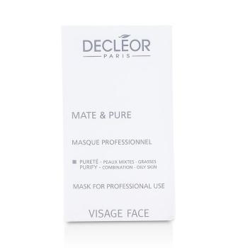 Decleor Матирующая Очищающая Растительная Пудровая Маска - для Комбинированной и Жирной Кожи (Салонный Размер) 10x5g