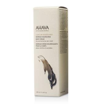 Ahava Deadsea Mud Питательный крем для тела Dermud 200 мл