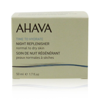 Ahava Time To Hydrate Ночное Восстанавливающее Средство (для Нормальной и Сухой Кожи) 50ml/1.7oz