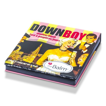 TheBalm Down Boy Тени/Румяна