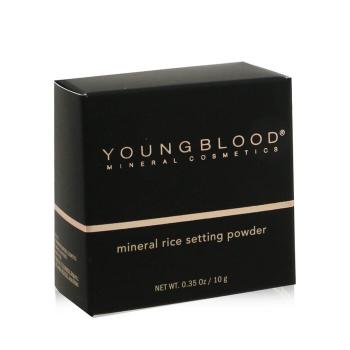 Youngblood Mineral Rice Фиксирующая Рассыпчатая Пудра