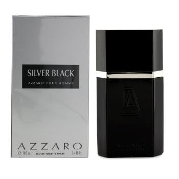 Loris Azzaro Silver Black Туалетная Вода Спрей 100ml/3.4oz