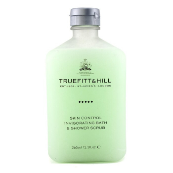 Truefitt & Hill Skin Control Бодрящий Скраб для Душа и Ванн 365ml/12.3oz