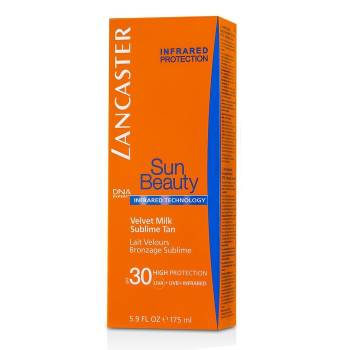 Lancaster Sun Beauty Бархатистое Молочко для Загара SPF 30 175ml/5.9oz