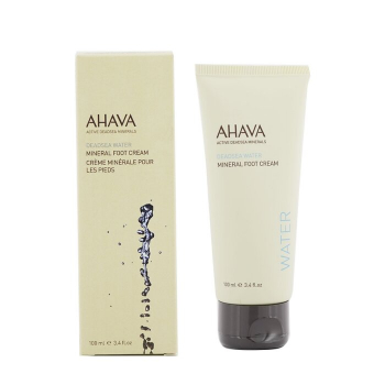 Ahava Deadsea Water Минеральный крем для ног 100 мл